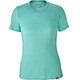 Patagonia W's Capilene Daily T-Shirt Strait Blue-Bend Blue X-Dye